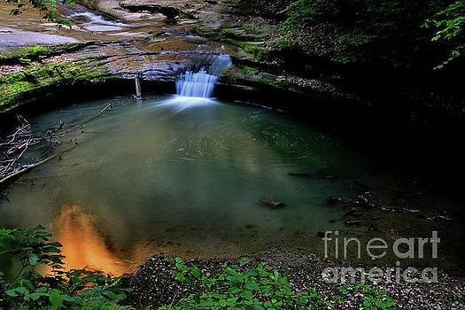 LaSalle Falls by Matthew Winn