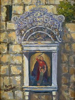 l'Ascensione by Patsy Walton