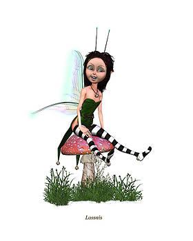John Junek - Lassnis the forest fairy