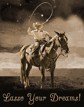 Lasso Your Dreams by Shannon Story