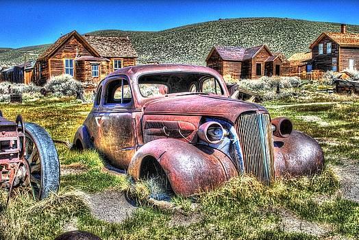 Last Car  by John Johnson