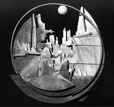 LAST CENTURY Midnight Moon by Bill Bernsen