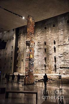 Last Column by Bener Kavukcuoglu