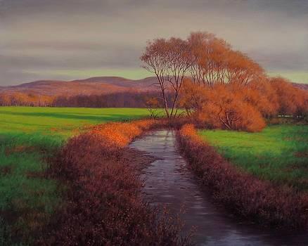 Last Days Of Autumn by Barry DeBaun