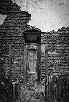 Last Door In Oregon by Roland Peachie
