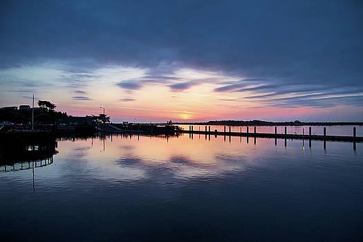Last Light at Bandon by Seil Frary
