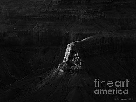 Last Light, Grand Canyon by Rick Wheeler