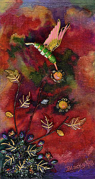 Donna Blackhall - Last Nectar Of Autumn