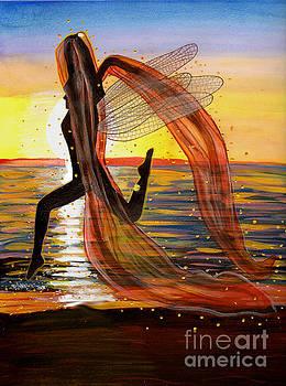 Last Rays of Fire by Carol Ochs