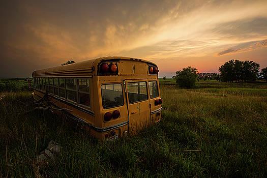 Last Stop  by Aaron J Groen