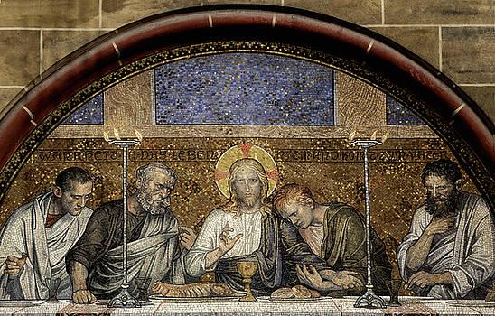 Last Supper of Christ by Adrian Hancu