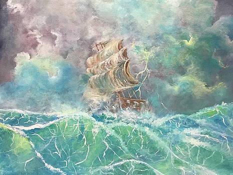 Last Voyage by Jodi Eaton