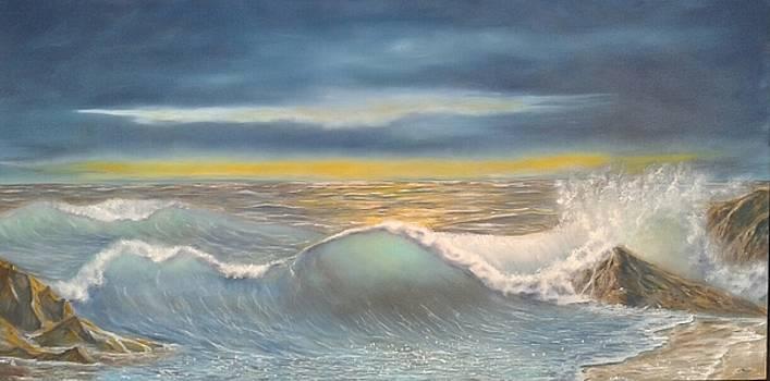 Last wave by Gianluca Cremonesi