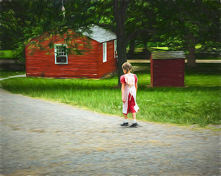Chris Bordeleau - Late for school