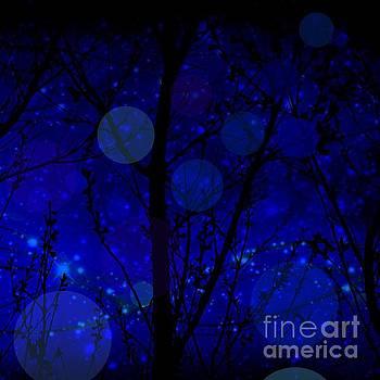Late Night Fairy Flight by Diamante Lavendar