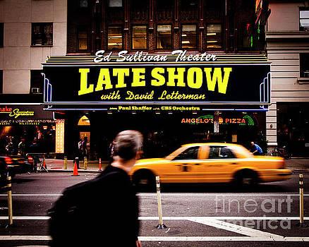 Late Show by RicharD Murphy