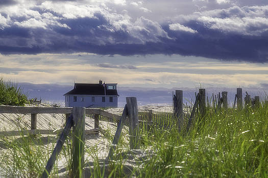Late Summer at Race Point Ranger Station by Kate Hannon
