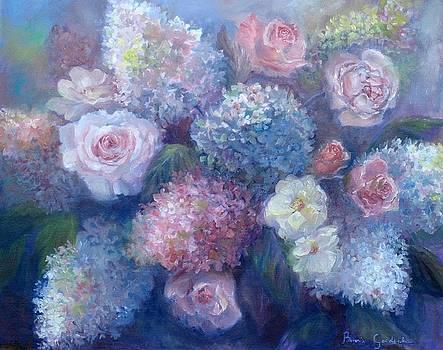 Late Summer Bouquet by Bonnie Goedecke