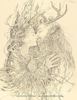 Late Summer Embrace by Helena Nelson - Reed