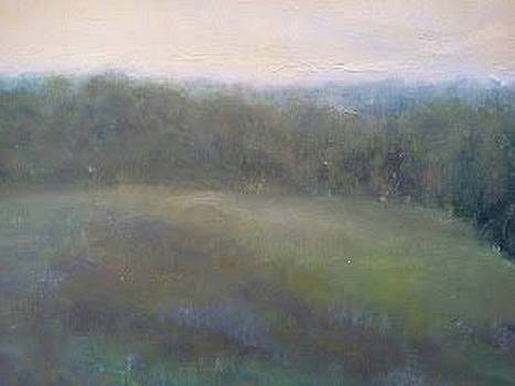 Late Summer Landscape by Joe Leahy