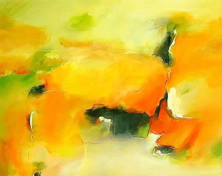 Late summer meadow by Karin Kipper