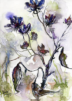 Ginette Callaway - Late Summer Seed Pods