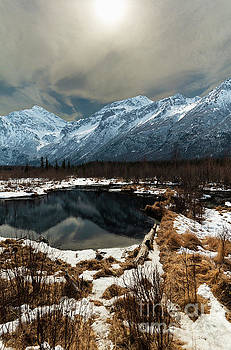 Late Winter Afternoon by Bernita Boyse