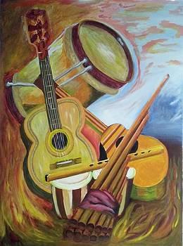 Latin Instruments by Jorge Diez