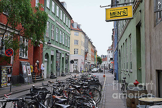 Latin Quarter of Copenhagen by Catherine Sherman