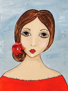 Latina Princess by Mela Lucia