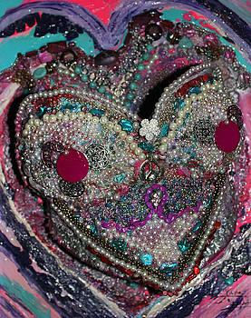 LaTrease - My angel and heart Imani, Survivor  by Artista Elisabet