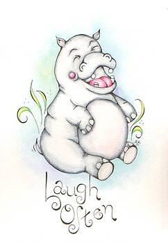 Laugh Often by Adrienne Allen