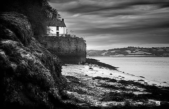 Dylan Thomas Boathouse 5 by Phil Fitzsimmons