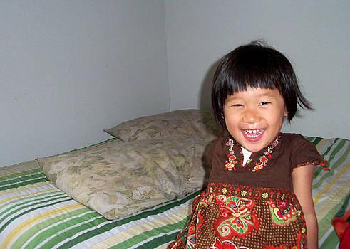 Tila - Laughing Girl