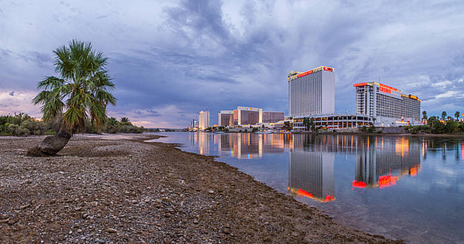 Laughlin Pano by James Dudrow
