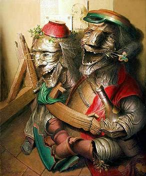 Laughter by Andre Martins de Barros