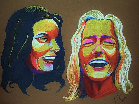Laughter by Angel Reyes