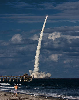 Launch View by Ron Dubin