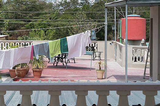 Sharon Popek - Laundry at the Bay