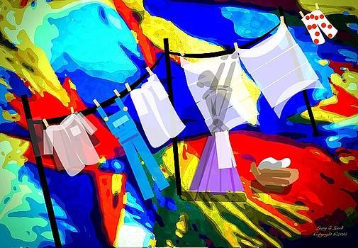Larry Lamb - Laundry Day
