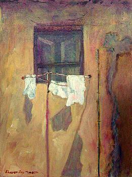 Laundry Day by SharonJoy Mason