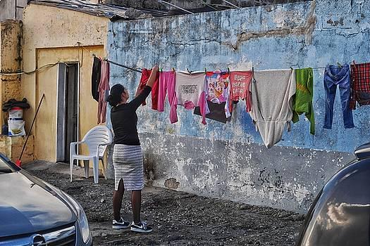 Laundry Day by Steffani Cameron