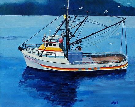 Laura S by Philip Hewitt