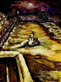 Laura's Bethany Beach Christmas by Misty Smith