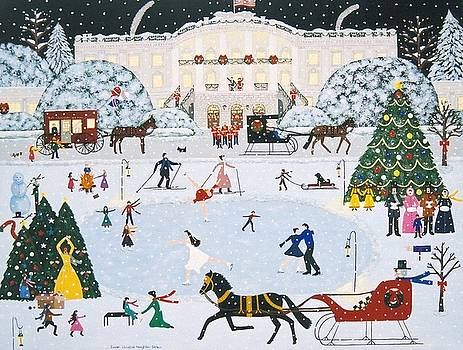 Laura's Victorian Christmas by Susan Houghton Debus