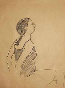 Lauren No.1 by Marina Garrison