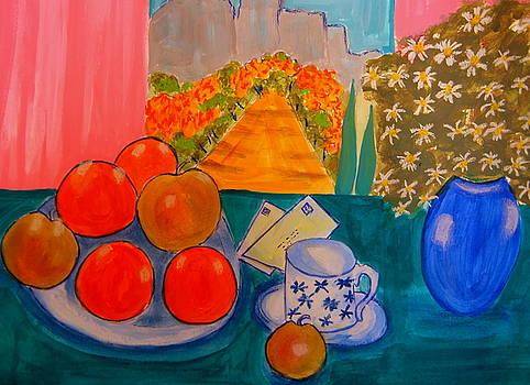 l'automne dans les Alpilles by Rusty Woodward Gladdish