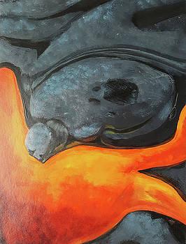 Lava 1 by Lucas Boyd