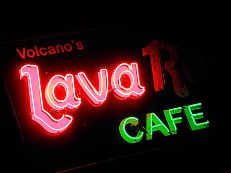 Elizabeth Hoskinson - Lava Rock Cafe