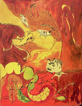Lava by Sabirah Lewis